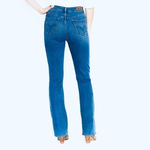 LEVI'S Perfectly Slimming Bootcut 512 Jeans-16P